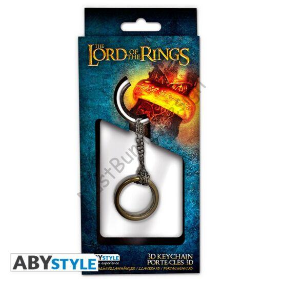 Gyűrűk Ura kulcstartó - 3D Egy Gyűrű