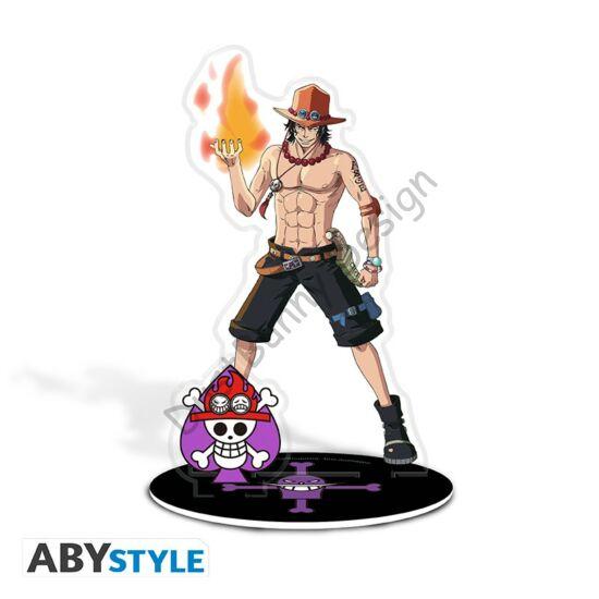 One Piece akril figura - Portgas D. Ace