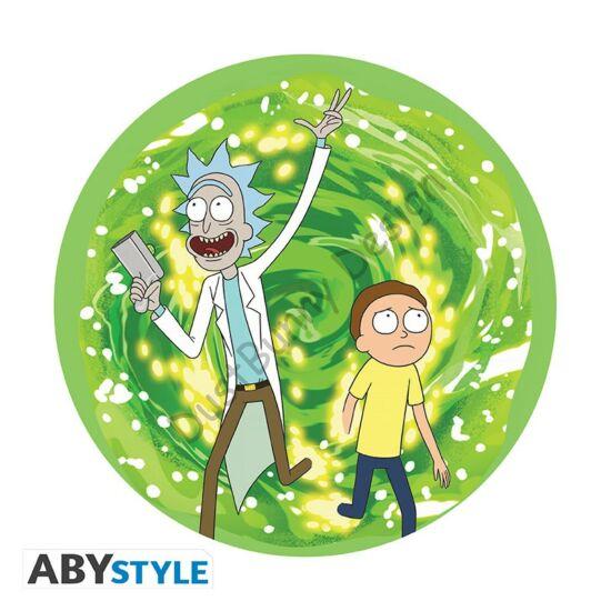 Rick és Morty rugalmas egérpad