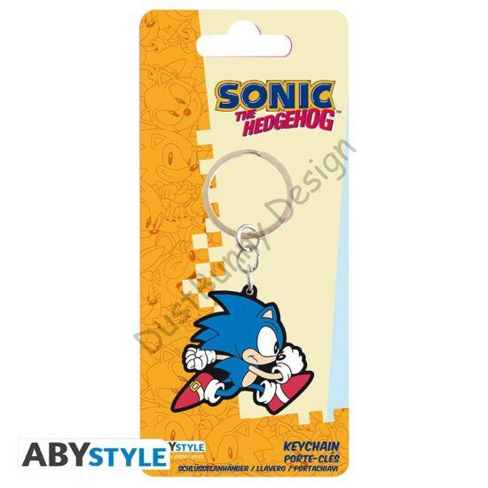 Sonic kulcstartó - Sonic run