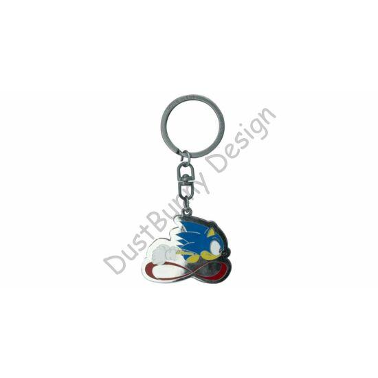 Sonic kulcstartó - Sonic speed