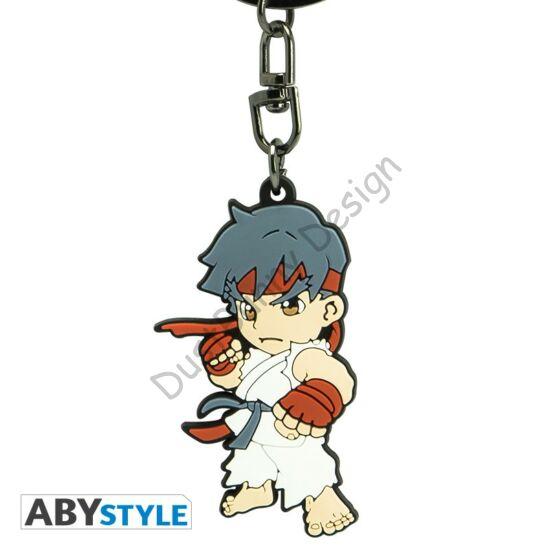 Street Fighter kulcstartó - Ryu