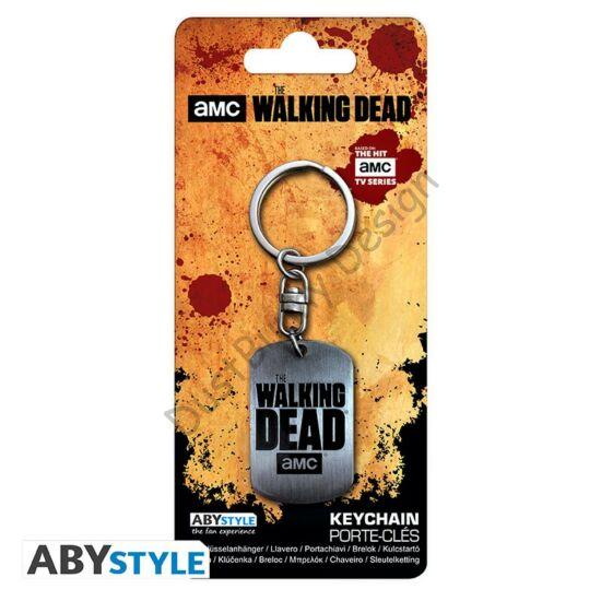 The Walking Dead kulcstartó - Dog tag