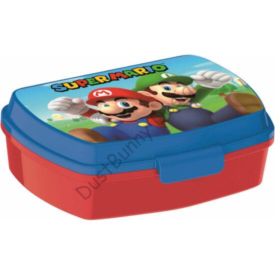 Super Mario szendvicsdoboz